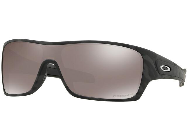 Oakley Turbine Rotor Sunglasses, black camo/prizm black polarized